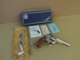 """SMITH & WESSON 66-3 .357 MAGNUM REVOLVER """"CRITICAL MOMENT"""" SPECIAL EDITION (INVENTORY#10019)"""