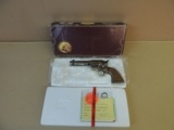 COLT FACTORY ENGRAVED CUTAWAY SINGLE ACTION ARMY .45LC (INVENTORY#9854)