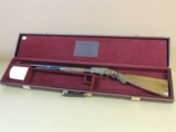 BROWNING GRADE III TROMBONE .22 S/L/LR SLIDE ACTION RIFLE IN CASE (INVENTORY#9685)