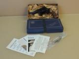 SMITH & WESSON MODEL 43(NO DASH) .22LR REVOLVER IN BOX (INVENTORY#9696)