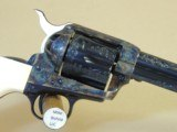 COLT FACTORY ENGRAVED SINGLE ACTION ARMY (INVENTORY#9733) - 4 of 10