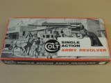 SALE PENDING------------------------------------------COLT SINGLE ACTION ARMY STAGECOACH BOX ONLY (INVENTORY#9967) - 8 of 8