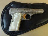 BROWNING RENAISSANCE .380 M1955 PISTOL IN POUCH (INVENTORY#10085)