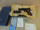 SMITH & WESSON MODEL 52-1 .38 MRWC PISTOL IN BOX (INVENTORY#10071) - 1 of 7