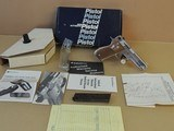 SMITH & WESSON NICKEL MODEL 439 9MM PISTOL IN BOX (INVENTORY#10120)