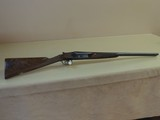 WINCHESTER FACTORY ENGRAVED MODEL 21 20 GAUGE SIDE BY SIDE SHOTGUN (INVENTORY#9353)