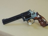 SALE PENDING--------------------------------------------SMITH & WESSON MODEL 17-6 .22LR REVOLVER IN BOX (INVENTORY#10142) - 4 of 5