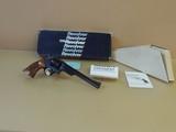SMITH & WESSON MODEL 25-9 .45LC REVOLVER IN BOX (INVENTORY#10144)
