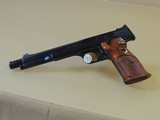 SALE PENDING-----------------------SMITH & WESSON MODEL 41 .22LR PISTOL(INVENTORY#10149) - 4 of 5