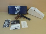 SMITH & WESSON MODEL 41 .22LR PISTOL IN BOX (INVENTORY#10154)