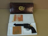 COLT SINGLE ACTION ARMY .45LC IN BOX (INVENTORY#10155)