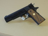 SALE PENDING-------------------------------------COLT GOLD CUP NATIONAL MATCH SERIES 70 .45ACP PISTOL IN BOX (INVENTORY#10160) - 4 of 8