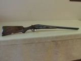 PARKER REPRODUCTION 12 GAUGE DHE SHOTGUN (INVENTORY#10166)