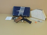 SMITH & WESSON MODEL 52-2 .38 MID RANGE PISTOL IN BOX (INVENTORY#10173)