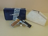 SMITH & WESSON MODEL 745 .45 ACP PISTOL IN BOX 10TH ANNIVERSARY IPSC (INVENTORY#10174)
