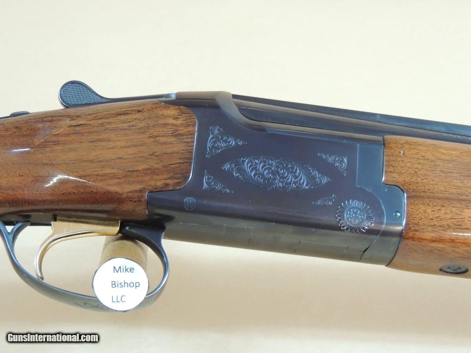 Browning Citori Superlight 20 Gauge Over Under Shotgun