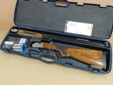 BERETTA 690 I FIELD 28 GAUGE OVER UNDER SHOTGUN IN CASE (INVENTORY#10200)