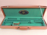 PARKER REPRODUCTIONS 28 GAUGE 2 BARREL SET CASE (INVENTORY#10205)