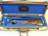 CSMC MODEL 21 BABY FRAME .22 MAGNUM DOUBLE RIFLE IN CASE (INVENTORY#10181)