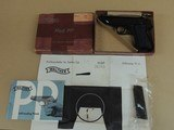 WALTHER PP .380 IN BOX WEST GERMAN (INVENTORY#10193)