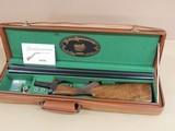 PARKER REPRODUCTION DHE 20 GAUGE SHOTGUN IN CASE (INVENTORY#10233)