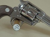 SALE PENDING-----------------------COLT SINGLE ACTION ARMY NICKEL 38/40 REVOLVER IN BOX (INVENTORY#10286) - 3 of 6