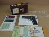 COLT GOLD CUP NATIONAL MATCH 45 ACP PISTOL IN BOX (INVENTORY#10266) - 2 of 6