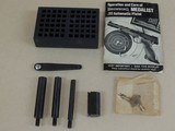 SALE PENDING--------------------------------------BROWNING MEDALIST COMPLETE ACCESSORY KIT (INVENTORY#10297) - 1 of 1