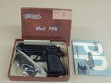WALTHER PPK WEST GERMAN .380 IN BOX (INVENTORY#10327) - 1 of 5