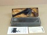 SALE PENDING--------------------------------------------------------SMITH & WESSON K38 4 SCREW REVOLVER IN BOX (INVENTORY#10362)