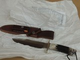 """RANDALL #1 7"""" HIGH OPTIONS KNIFE (INVENTORY#10380) - 1 of 2"""