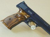 SMITH & WESSON MODEL 41 .22LR PISTOL IN BOX (INVENTORY#10154) - 3 of 7