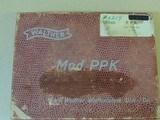 WALTER PPK GERMAN .32 ACP PISTOL IN BOX (INVENTORY#10106) - 10 of 10
