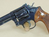 SALE PENDING------------------------------------------------SMITH & WESSON MODEL 48 4 SCREW 22 MAGNUM REVOLVER (INVENTORY#10401) - 6 of 8