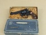 SMITH & WESSON PRE MODEL 34 .22LR KIT GUN IN BOX (INVENTORY#10377) - 1 of 6