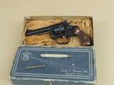 SMITH & WESSON PRE MODEL 34 .22LR KIT GUN IN BOX (INVENTORY#10377)