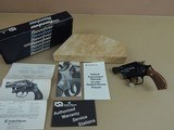 SALE PENDING----------------------------------SMITH & WESSON MODEL 12-3 AIRWEIGHT .38 SPECIAL REVOLVER IN BOX (INVENTORY#10306)
