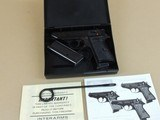 Walther West German PPK/S .22LR Pistol in Box (Inventory#10586)