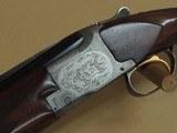Browning Fighting Cocks Grade III 12 Gauge Superposed Over and Under Shotgun (Inventory#10555)