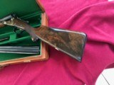 PARKER 12 GAUGE REPRODUCTION TWO BARREL SET WITH CASE - 2 of 15