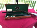 PARKER 12 GAUGE REPRODUCTION TWO BARREL SET WITH CASE - 1 of 15