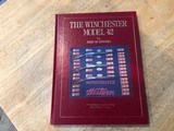 NED SCHWING'S WINCHESTER MODEL 42 BOOK--HARDBOUND--PERFECT CONDITION