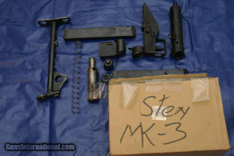 Sten Mk II (2) Parts Kit/Set w/ Barrel