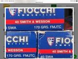 Fiocchi 40 cal 170 grain - 2 of 3
