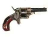 FOREHAND & WADSWORTH SIDE HAMMER .22