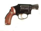 EARLY S&W MODEL 42 AIRWEIGHT REVOLVER IN IT'S ORIGINAL BOX - 1 of 6
