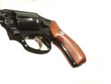 EARLY S&W MODEL 42 AIRWEIGHT REVOLVER IN IT'S ORIGINAL BOX - 6 of 6