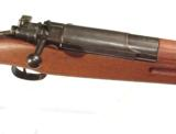 SIAMESE (THAILAND) MODEL 1903 MAUSER SERVICE RIFLE - 1 of 10
