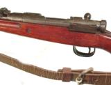 WWII JAPANESE TYPE 99 ARISAKA SERVICE RIFLE - 10 of 11