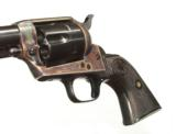 CONSECUTIVE PAIR OF 2ND GENERATION COLT S.A.A. REVOLVERS - 5 of 15